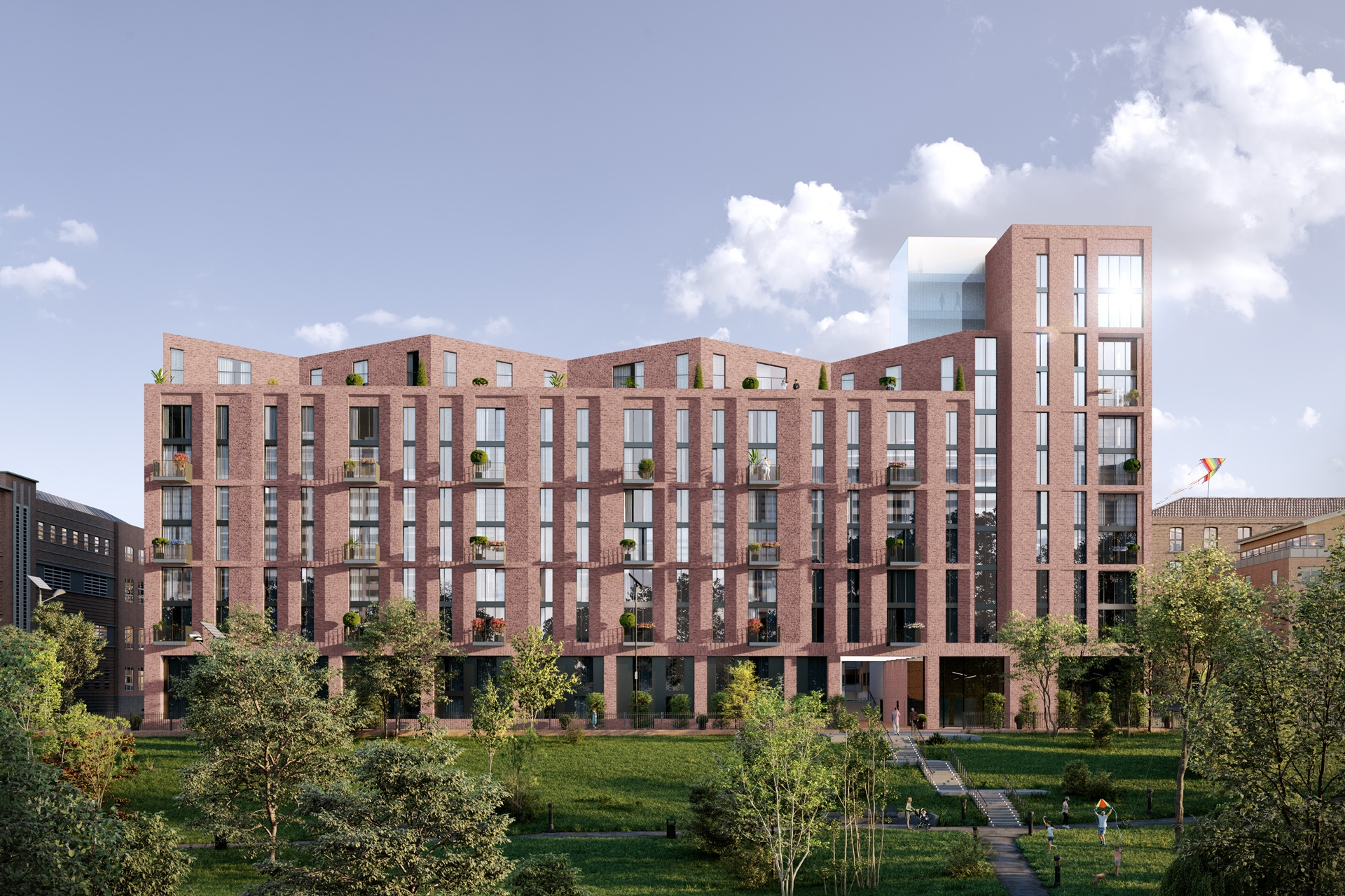 Apartments: MeadowSide, Manchester