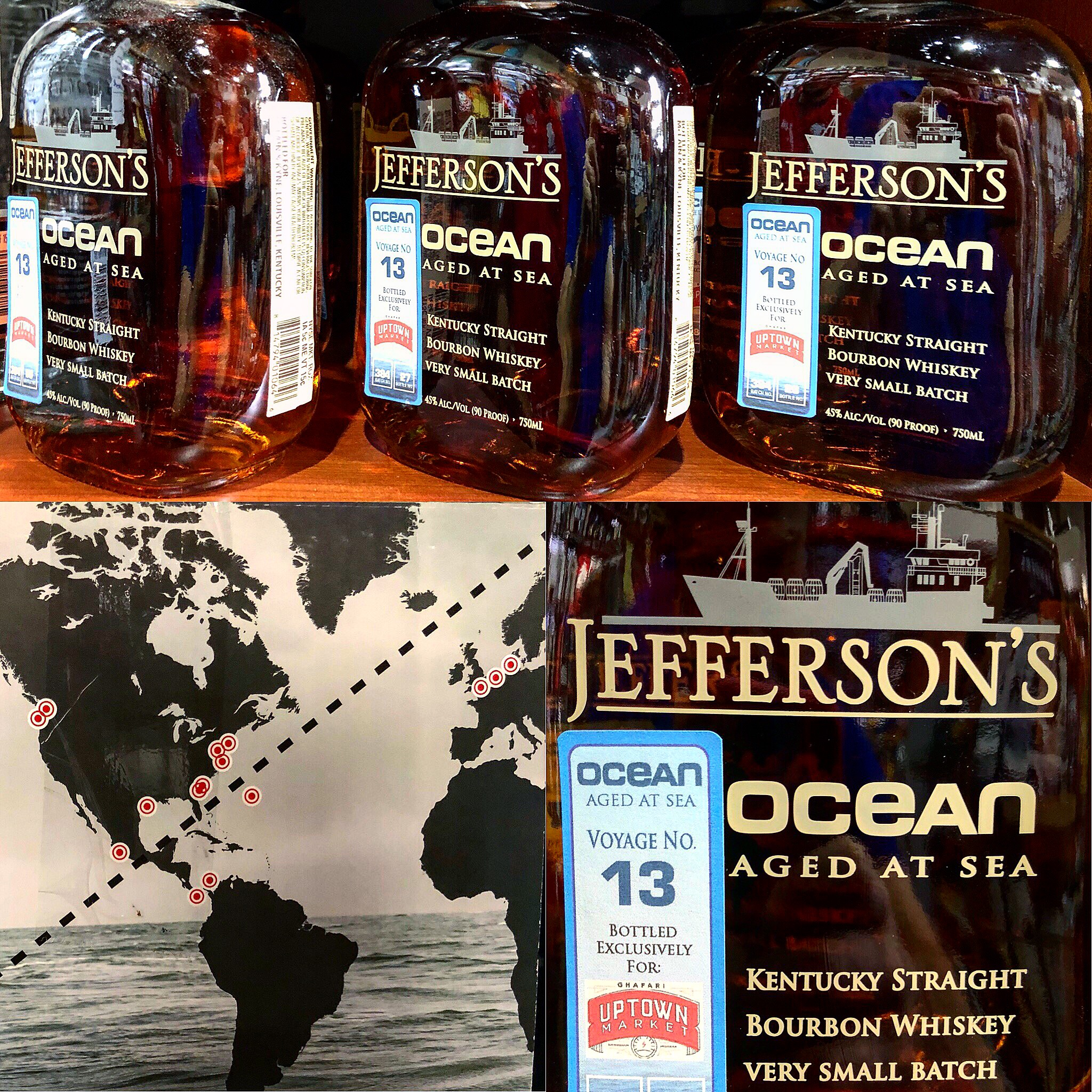 Jefferson's Ocean Aged At Sea (Voyage No. 13) -