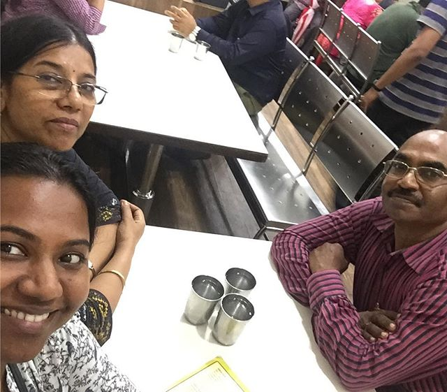 Loving it with the family #amma #appa #familyfirst