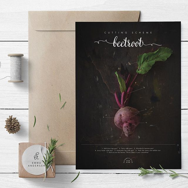 Yesterday was World Vegan Day and I missed it! Celebrating twice as much today instead, making oven baked beetroots with walnuts for lunch 👍🏻🌱 . . The vegetarian butcher's cutting scheme (available in a Swedish version as well), poster 30x40 cm, 275 SEK / 20 USD (shipping from EU or USA depending on where you live, to avoid all customs fees - yay!). Buy it at seventyfiveyearplan.com - link in profile. ❤️ . . . . . #wallart #poster #veganposter #veganart #vegetarianbutcher #vegetarianfood #veganfood #worldveganday #beetroot #beetrootposter #goveggies #seventyfiveyearplan