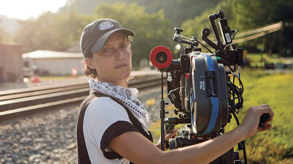 Rachel Morrison cinematographer