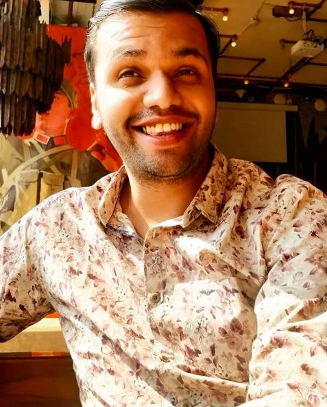 Jigar Vora, Co-founder Simply WIsh - BHX Nainital 2018