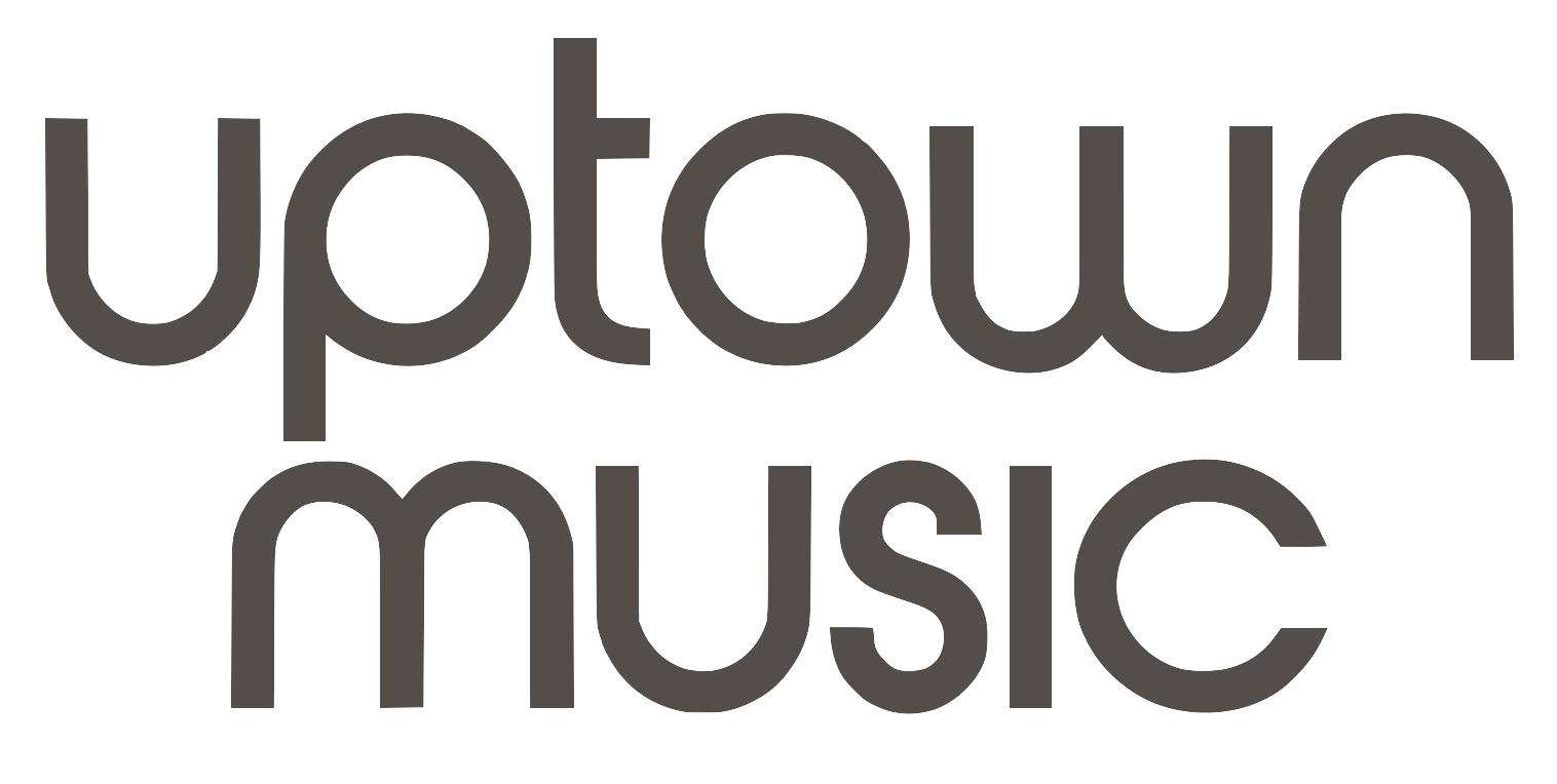Uptown Music live bands for events and weddings Logo