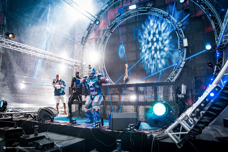 REBELPIX - Sami Turunen Photography / Weekend Festival, Kyläsaari, Helsinki
