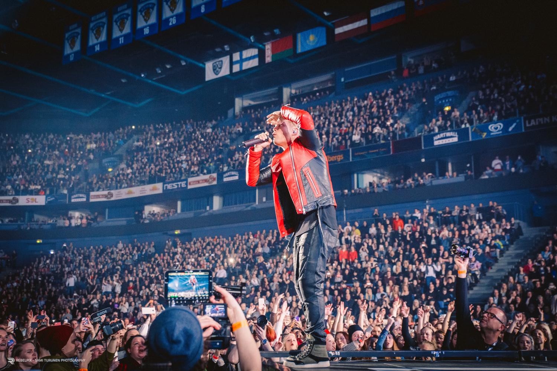 REBELPIX - Sami Turunen Photography / Cheek @ Hartwall Arena, Helsinki