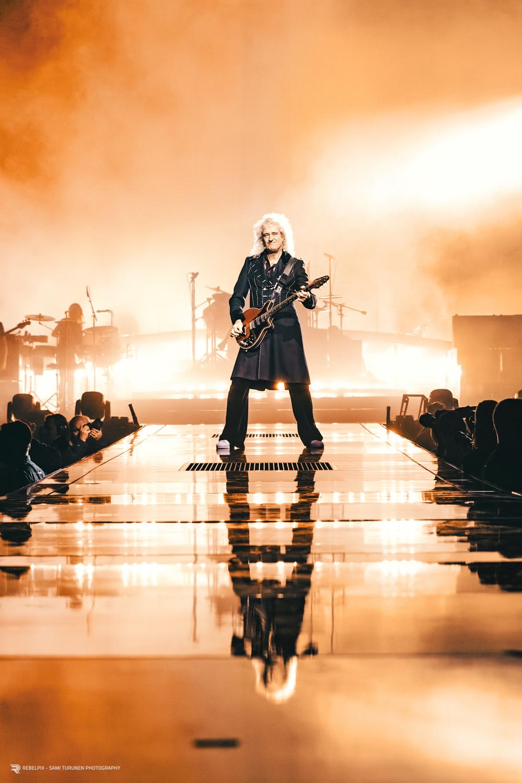 REBELPIX - Sami Turunen Photography / Queen + Adam Lambert @ Hartwall Arena, Helsinki