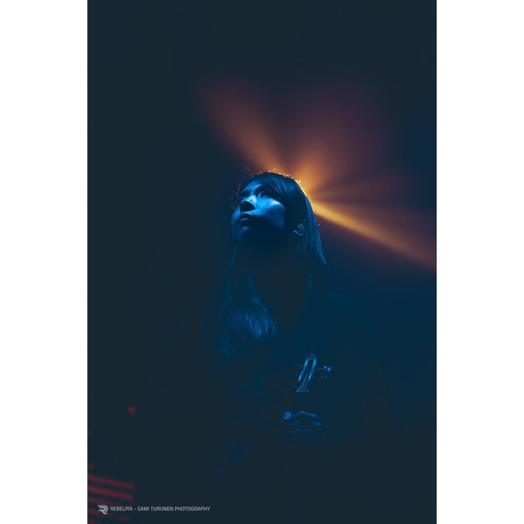 REBELPIX - Sami Turunen Photography / Tangerine Dream @ Flow Festival, Suvilahti, Helsinki