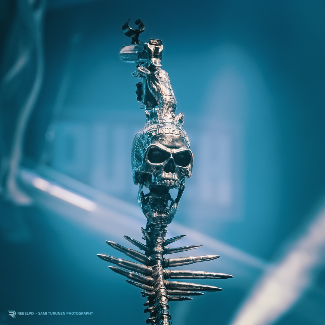 REBELPIX - Sami Turunen Photography / Five Finger Death Punch @ Hartwall Arena, Helsinki