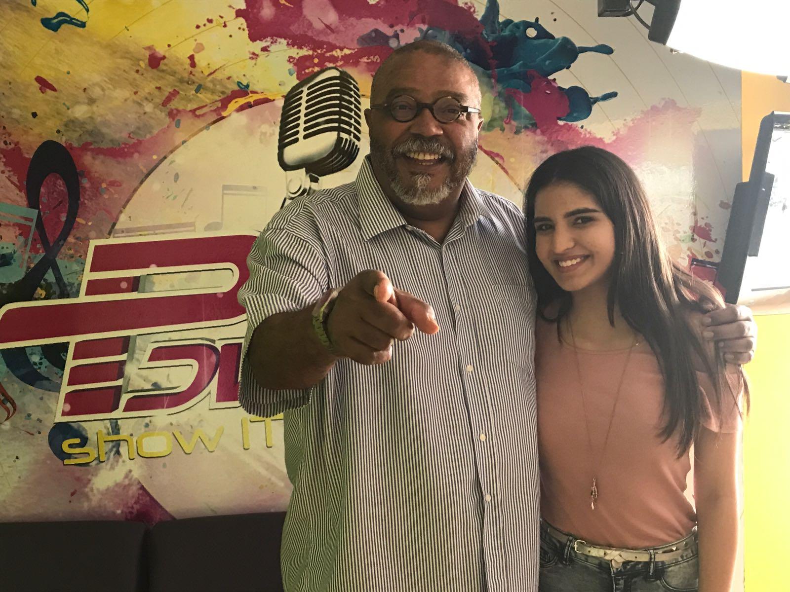 Power FM 101.7 with Rubin Garcia