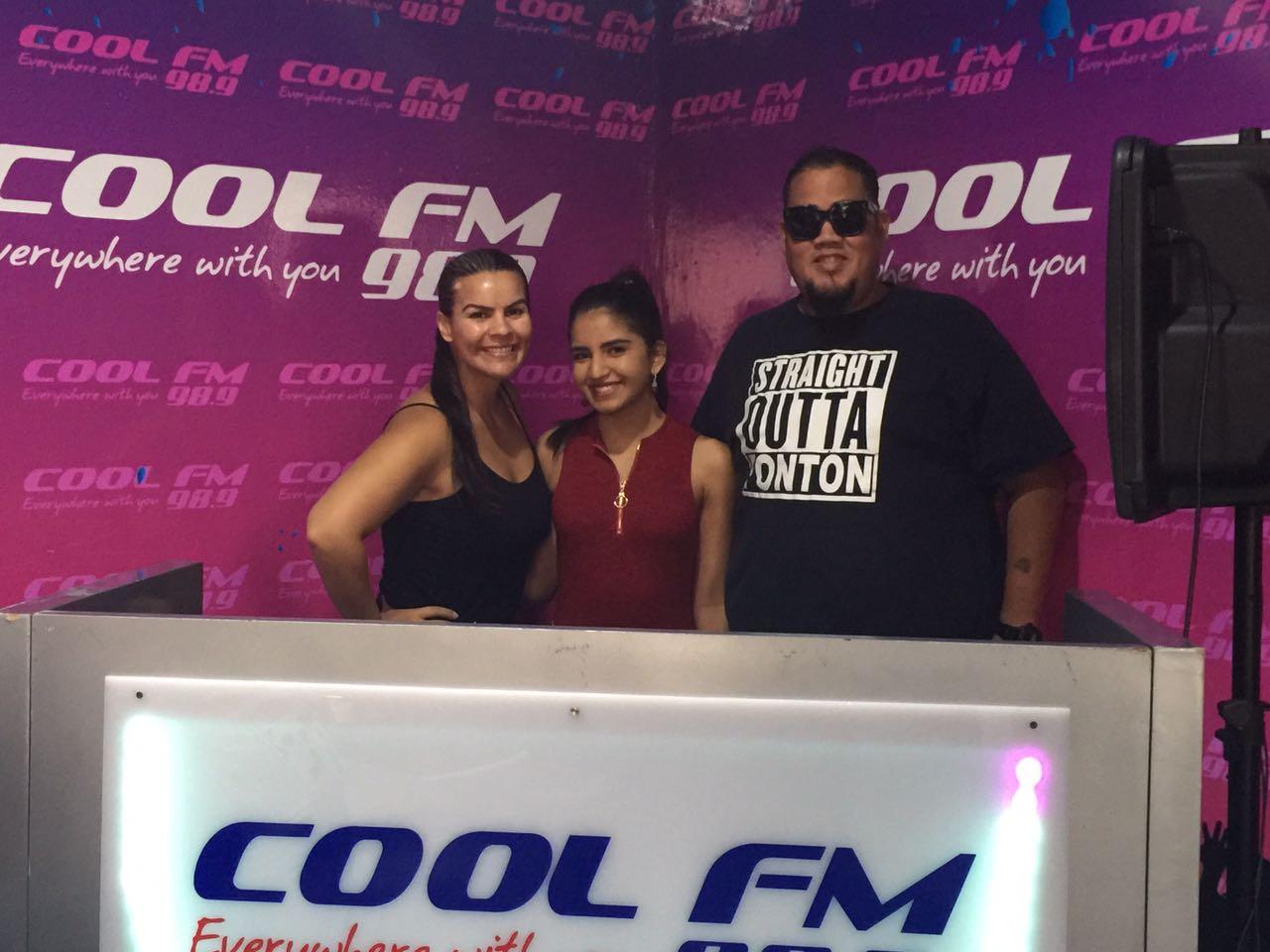 Cool 98.5 FM Morning Show / Esha, Dangerous