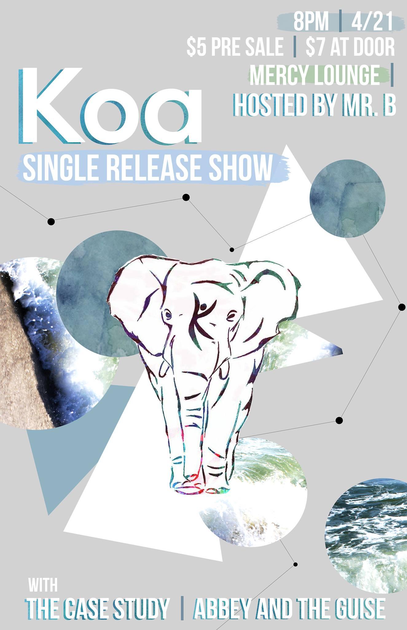 Koa Waker Band Single Release False Calls