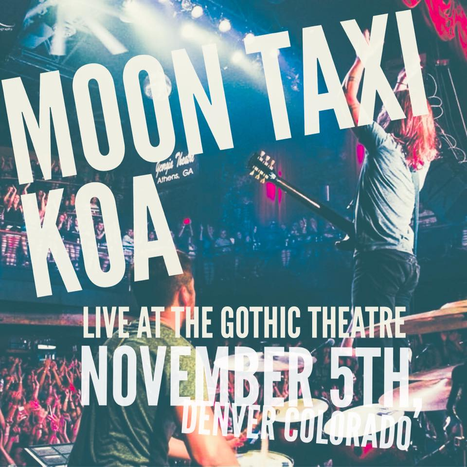 Waker Band Live Moon Taxi