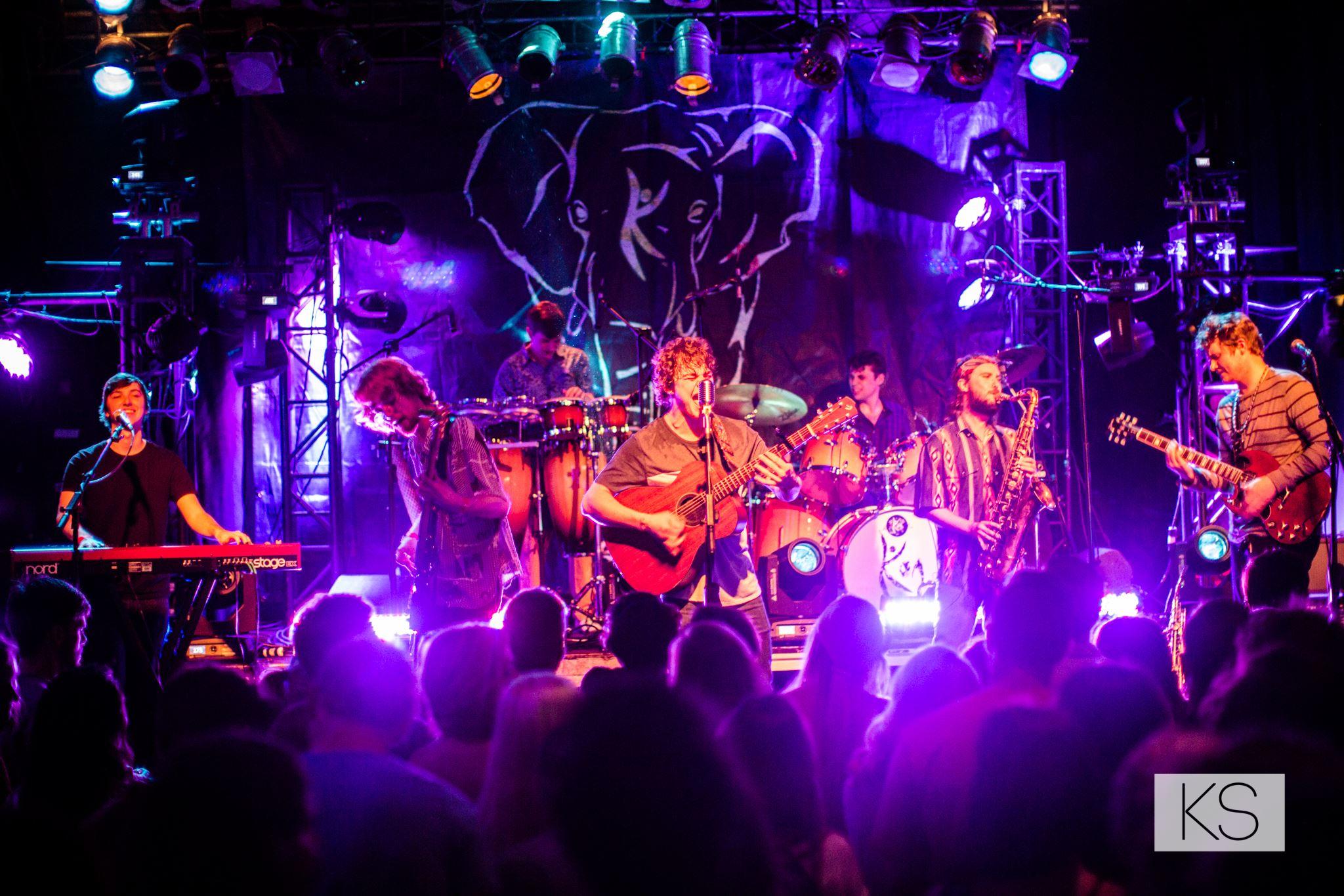 Waker Exit/In 2015 Koa Band