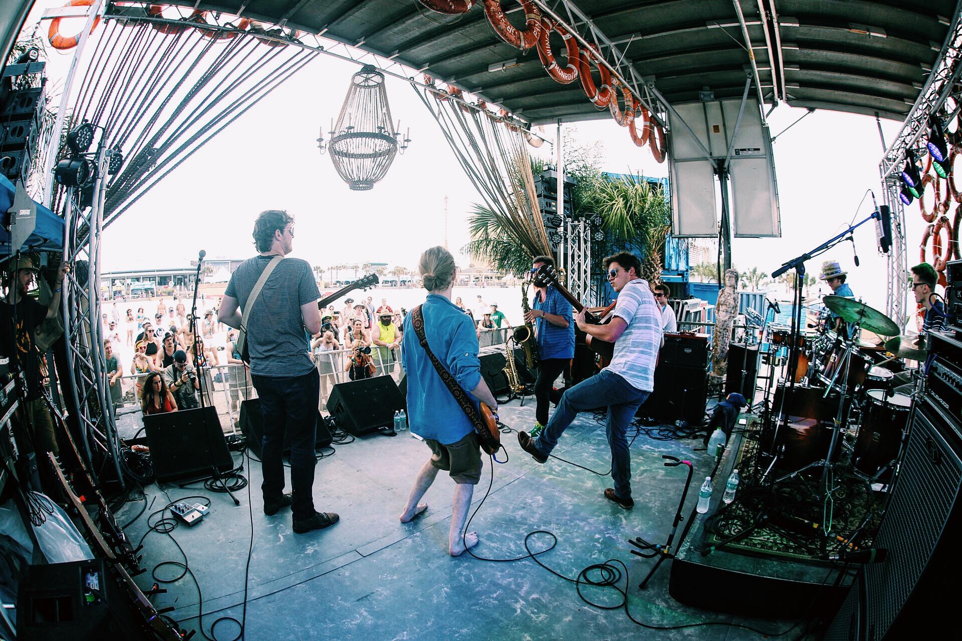 Waker Band Hangout Music Festival Koa