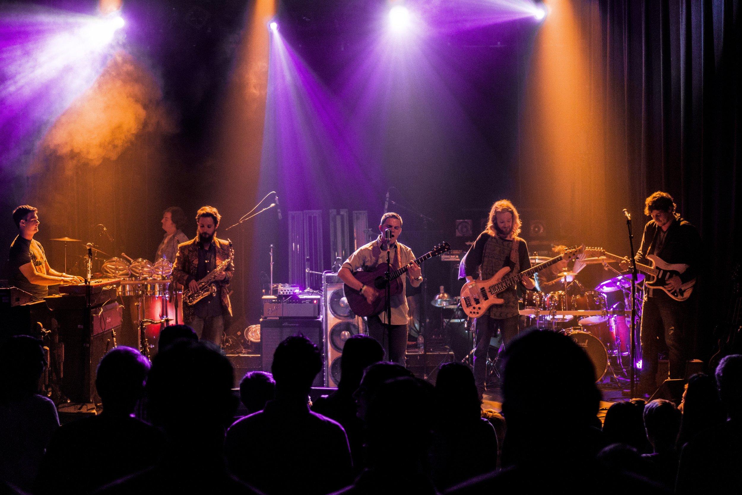 Waker Band The Bluebird Theater Live Koa