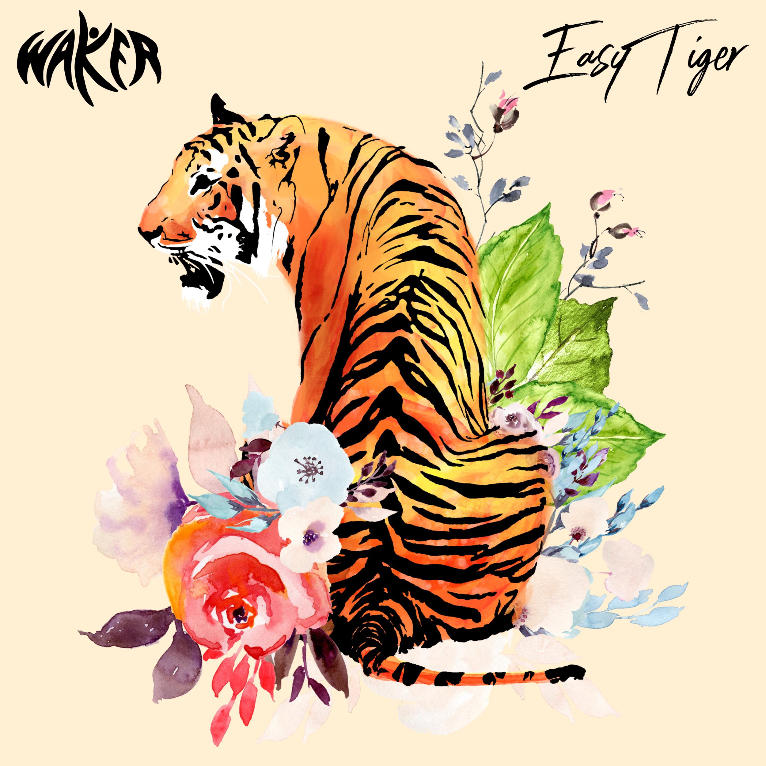 Easy Tiger Single Art
