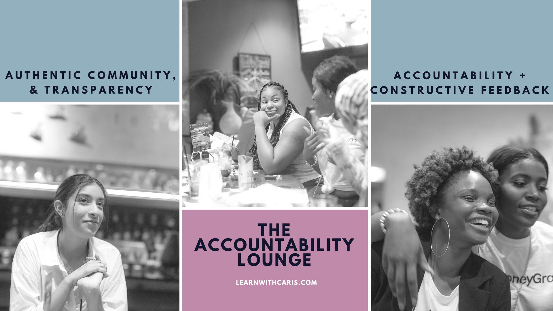 female entrepreneurs business accountability group