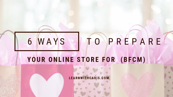way to prepare your online store for Black Friday Cyber Monday (BFCM).png