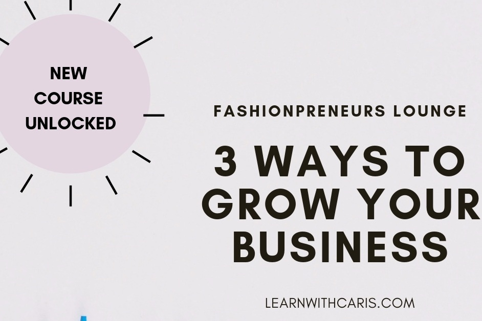 Top 3 ways to grow your Online Store