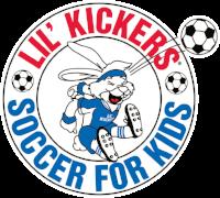 Utah lil' kickers kids indoor soccer logo