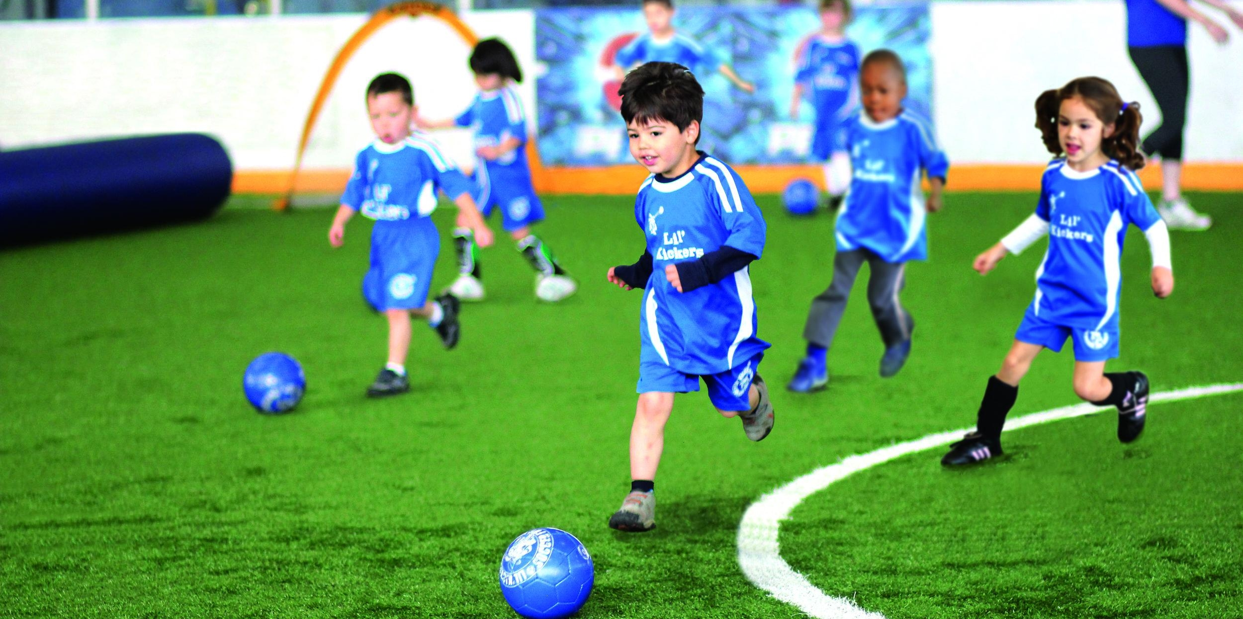We make soccer thrilling for every child