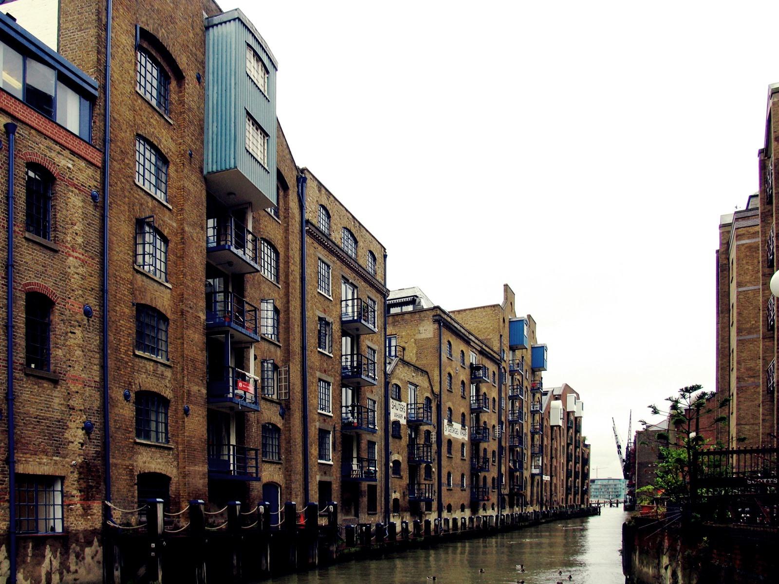 Original photo of London