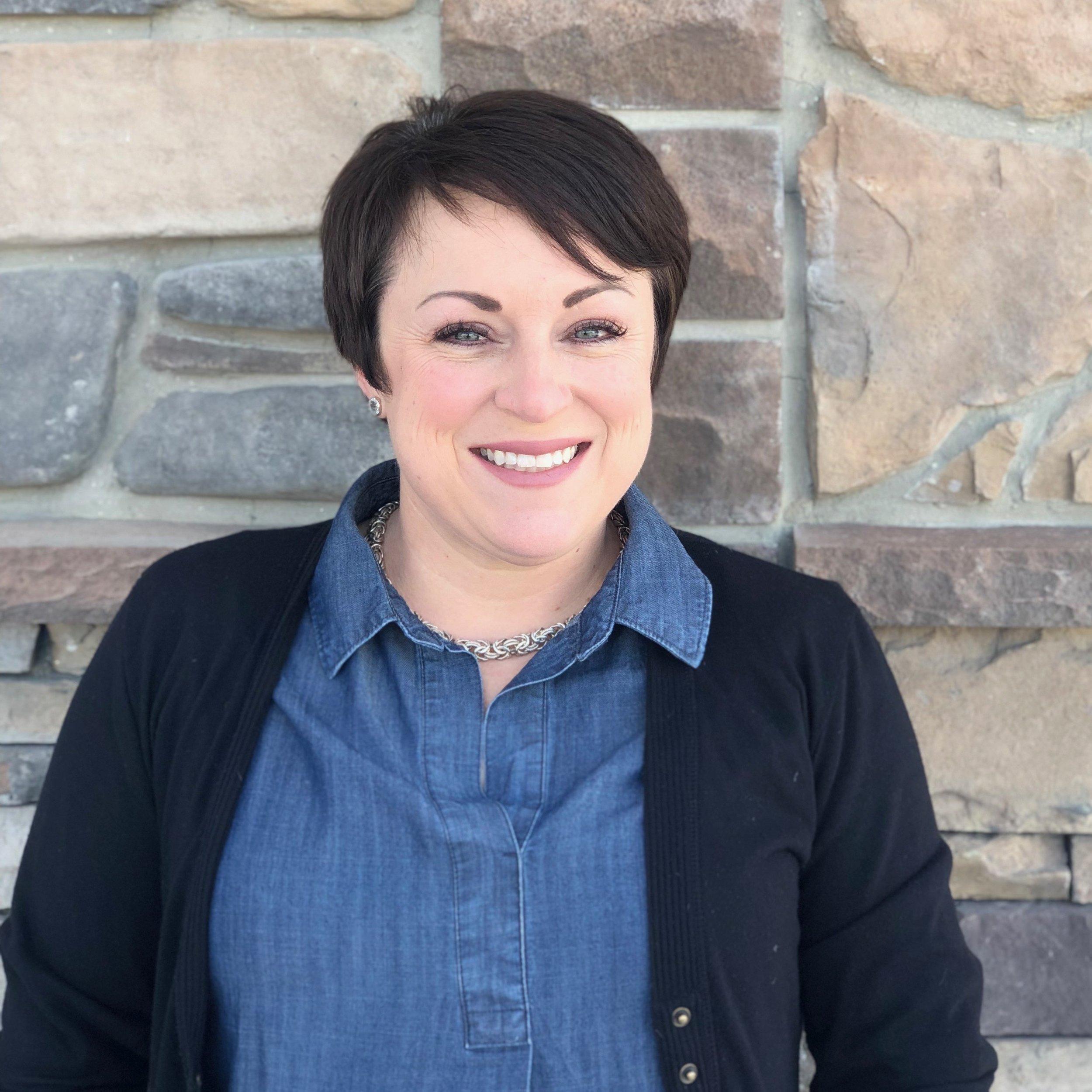 Crystal Ashton - VP Business Development & Marketing