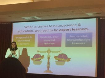 Presenting at UDL-IRN