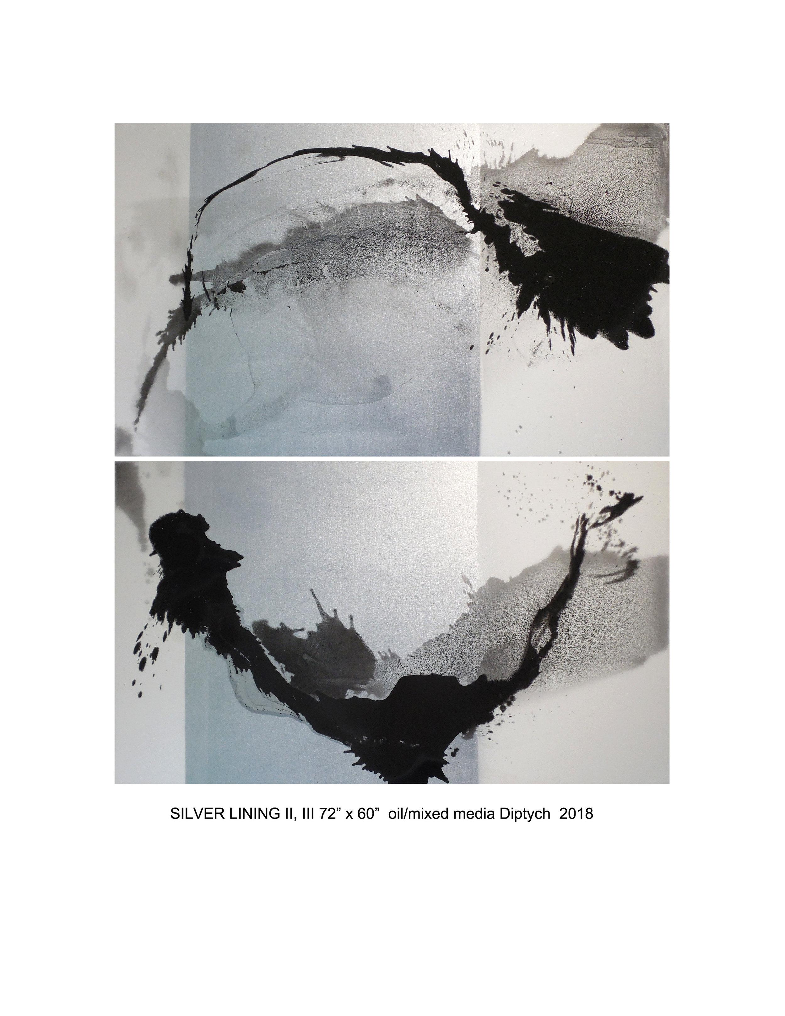 Silver Lining II,III