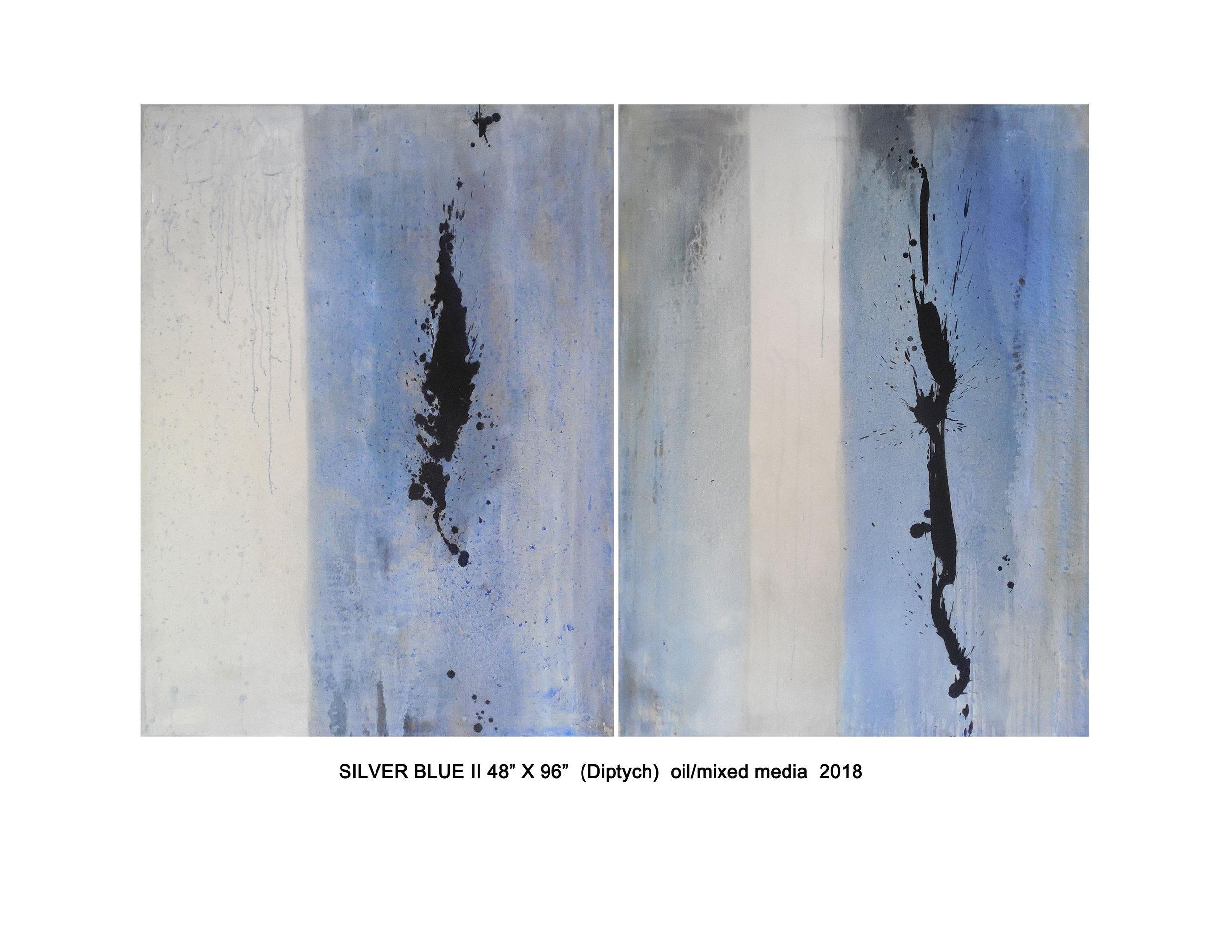 Silver Blue II