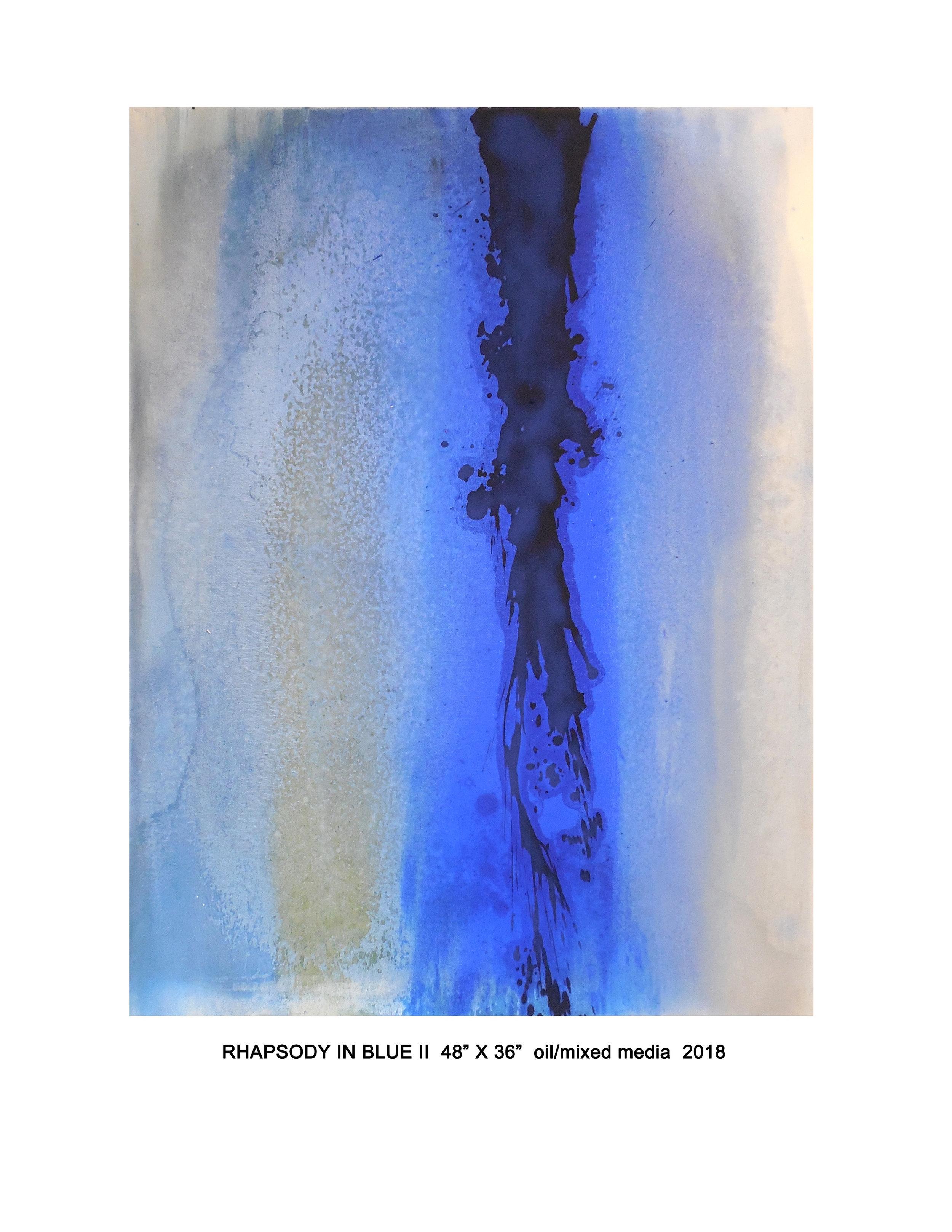 Rhapsody in blue II