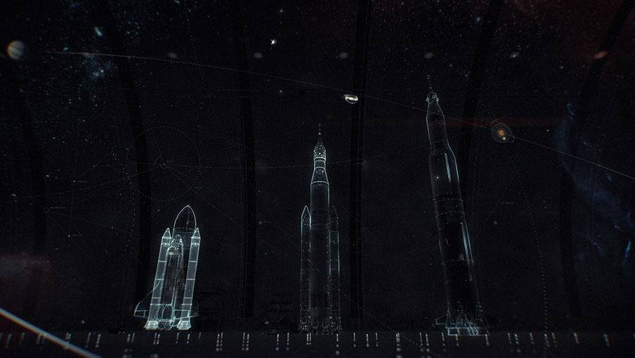 Planetarium Look