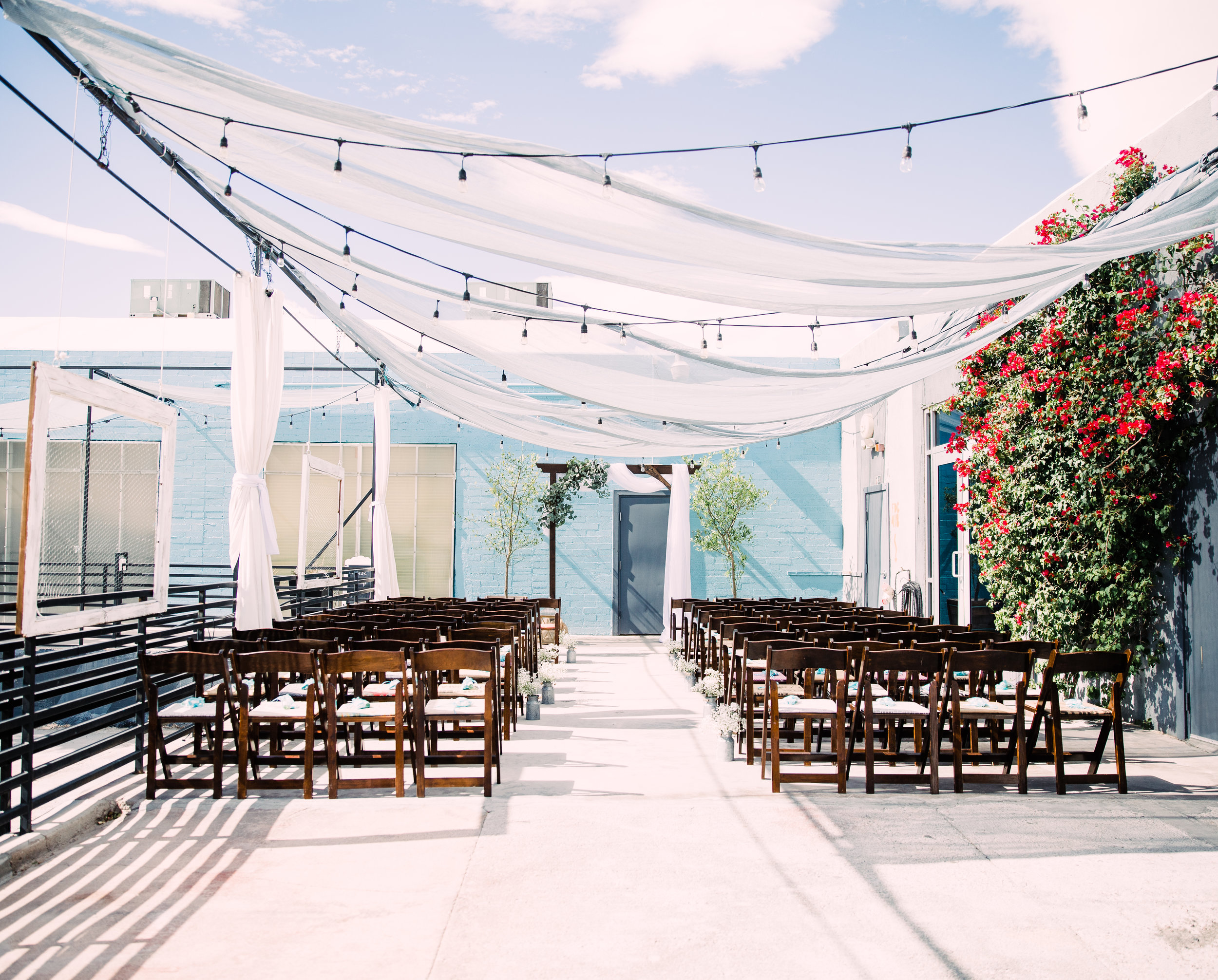 best outdoor wedding venues Las Vegas