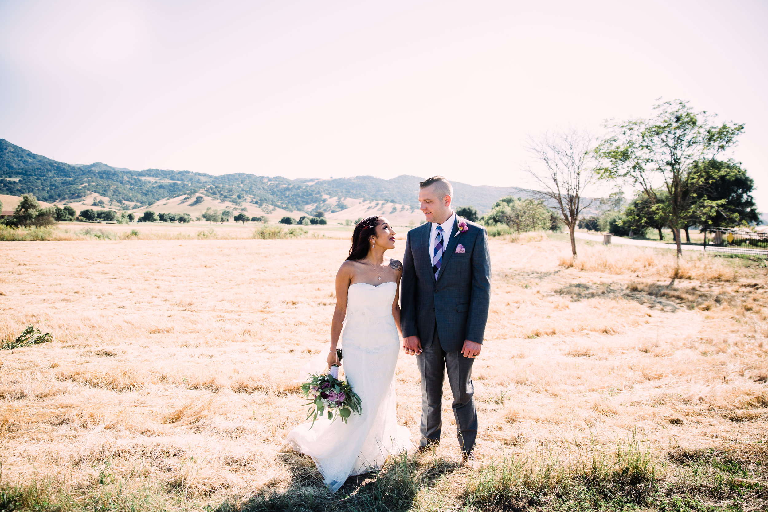 San Juan Country Club Wedding in Hollister, California