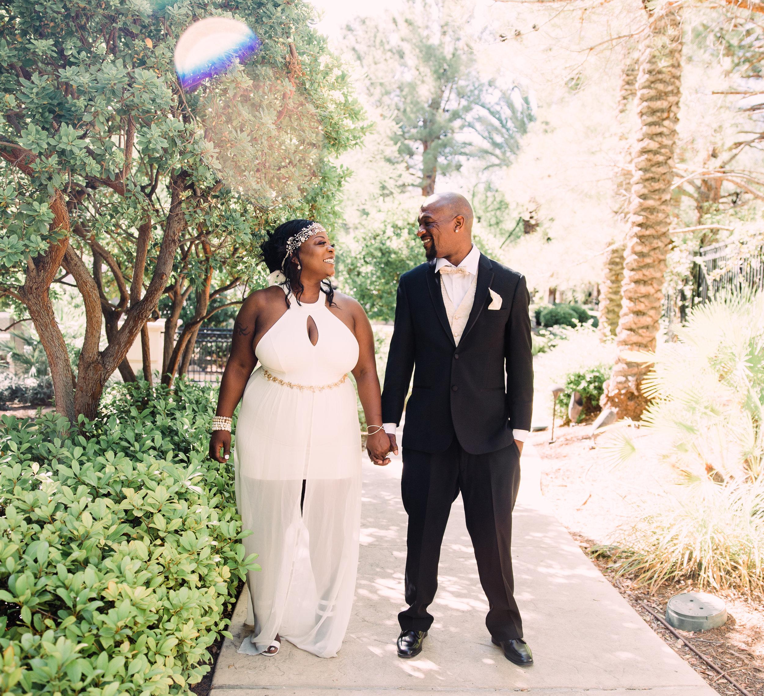 JW Marriott Las Vegas Wedding
