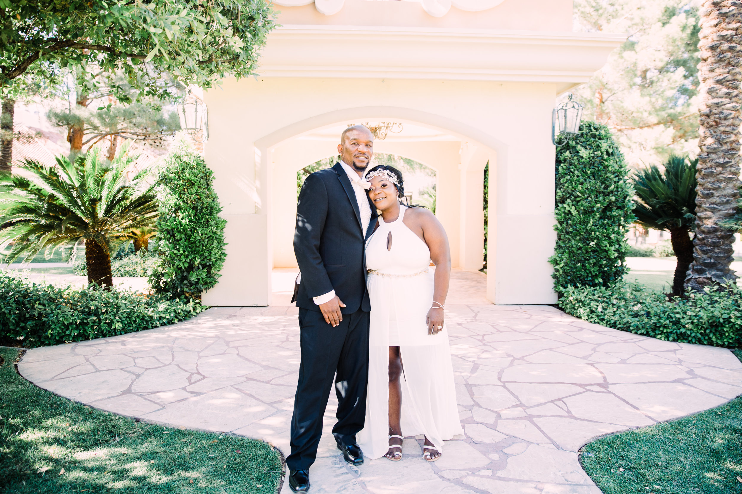 JW Marriott Las Vegas Elopement