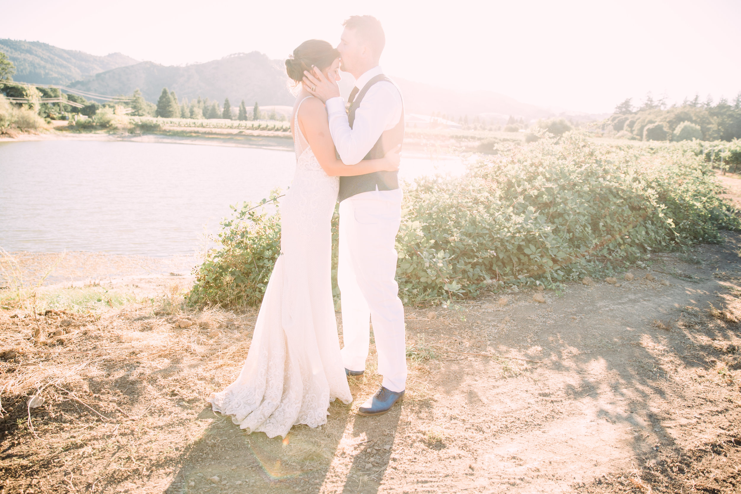 Mendocino wedding photos