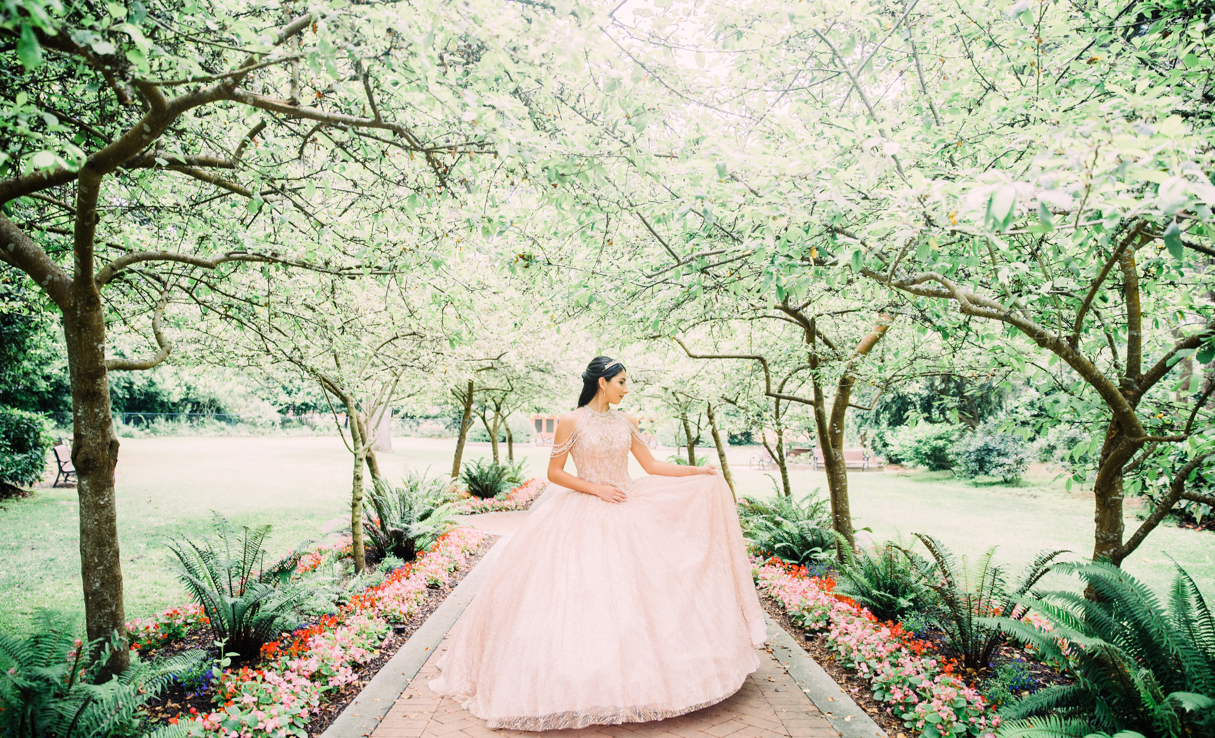 gorgeous Quinceañera inspiration