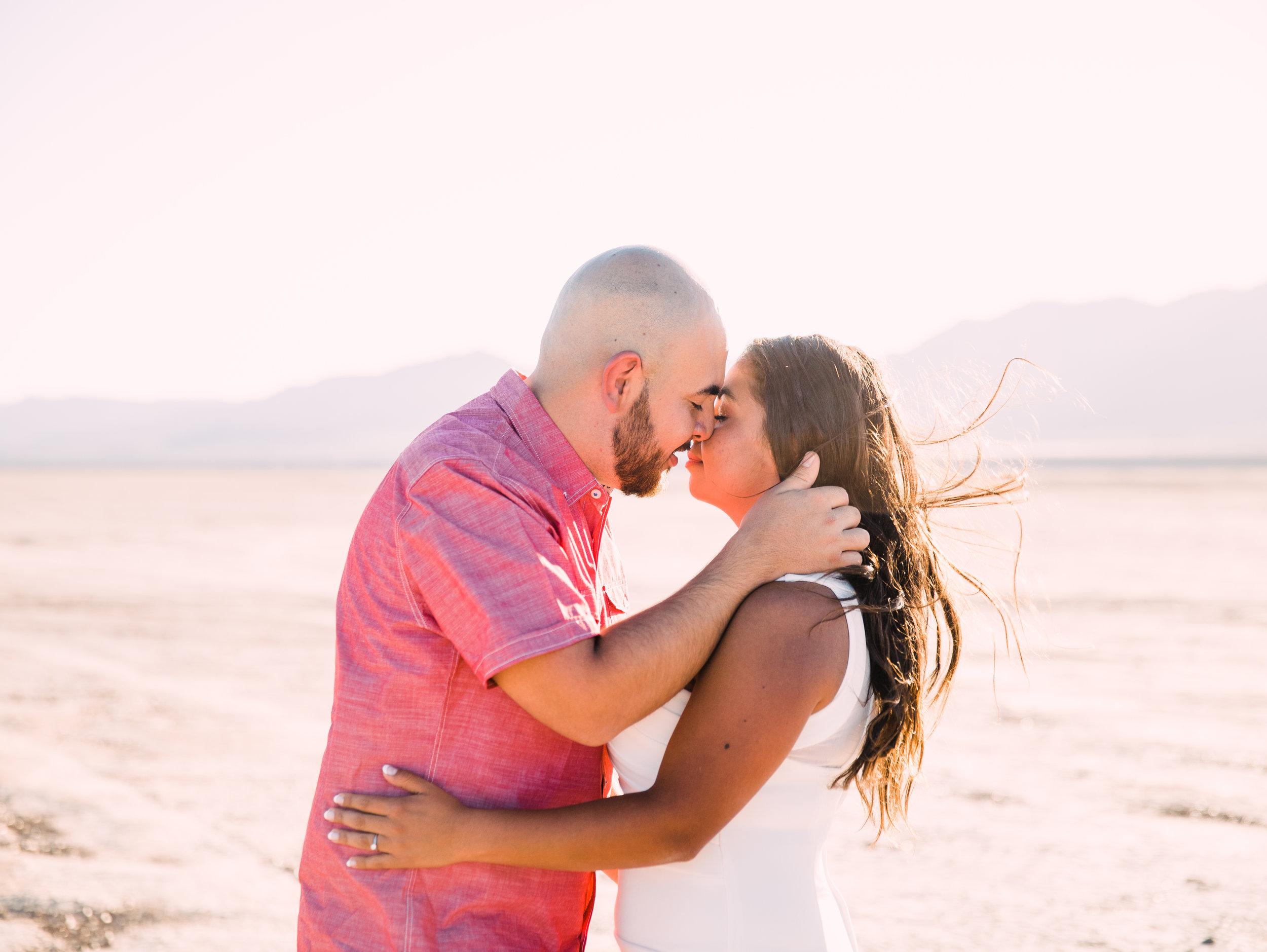 Las Vegas engagement
