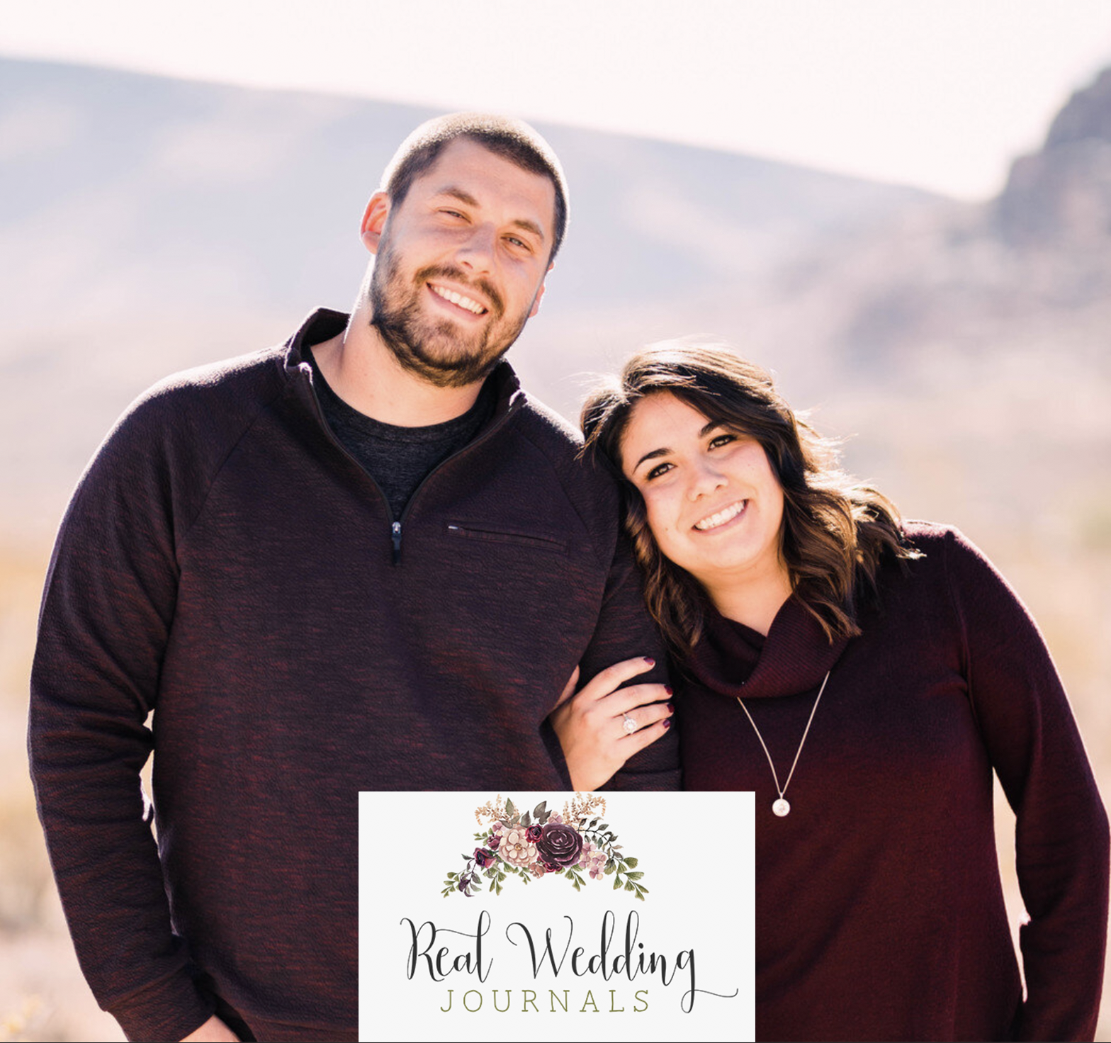 Red rock engagement photographer