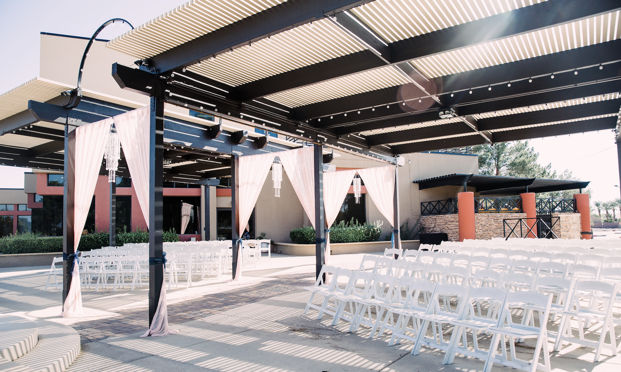Best Las Vegas Outdoor Wedding Venues