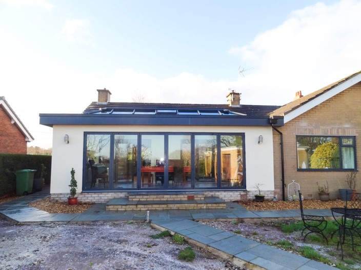 Orangery Extension - Norley