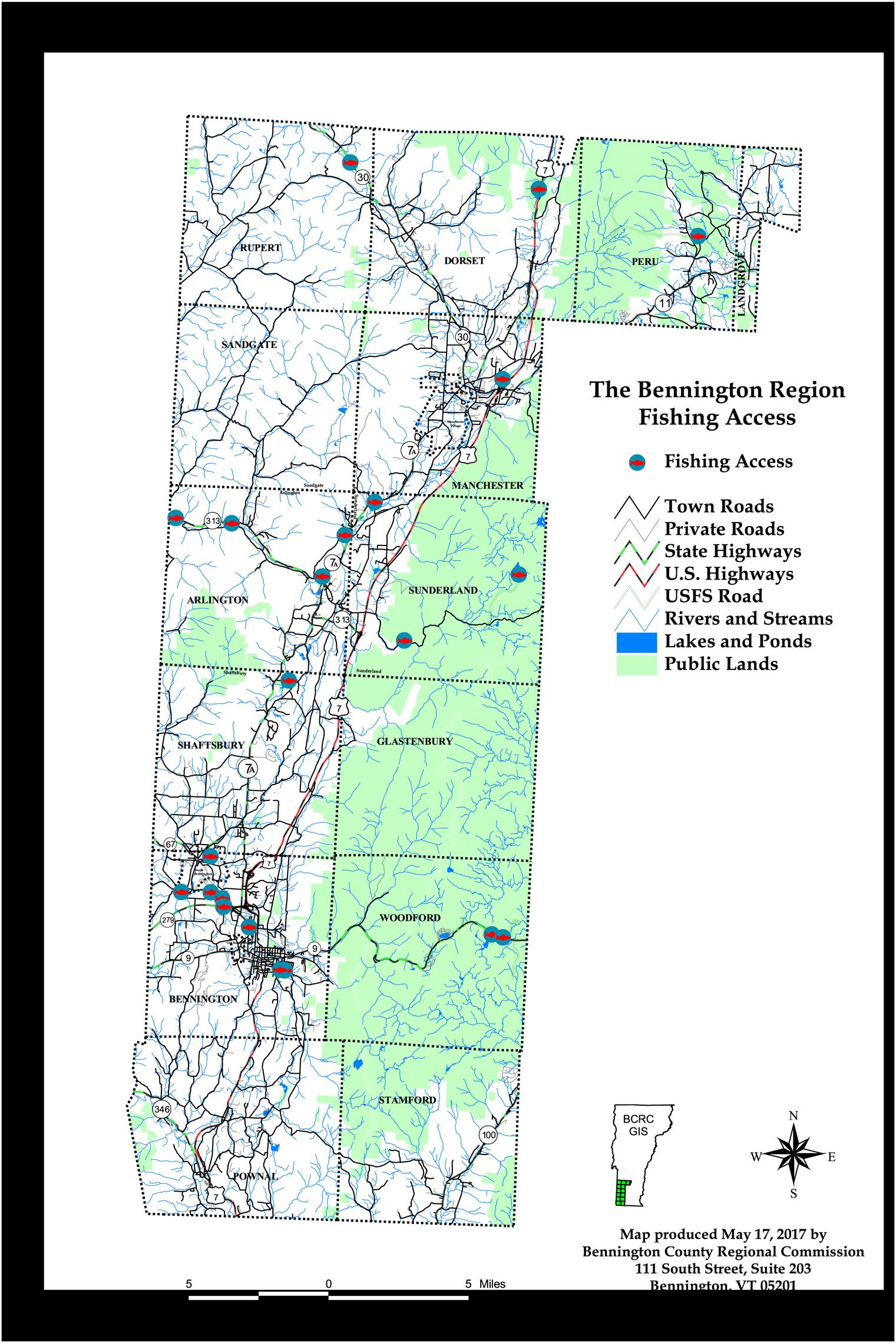 Regional | Fishing Access | DOWNLOAD