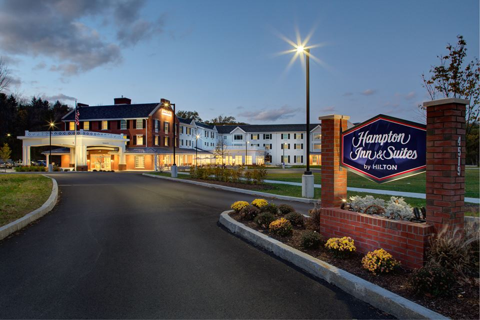 HAMPTON INN MANCHESTER   RATES $150+      BOOK YOUR RESERVATION