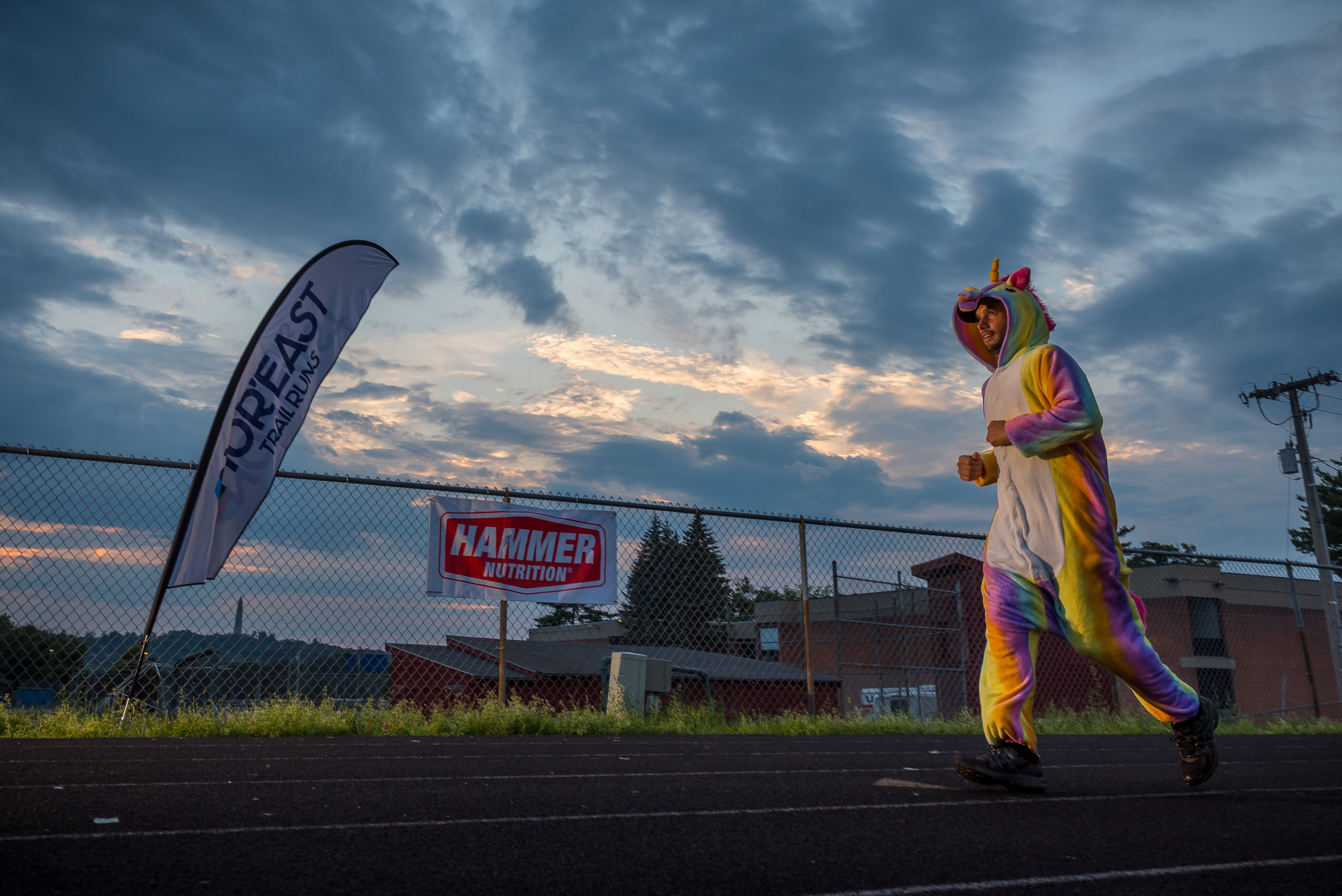 2018 Ethan Allen 24, which was held at Mount Anthony Union's track (Photo credit: Joe Viger Photography, www.joeviger.com )