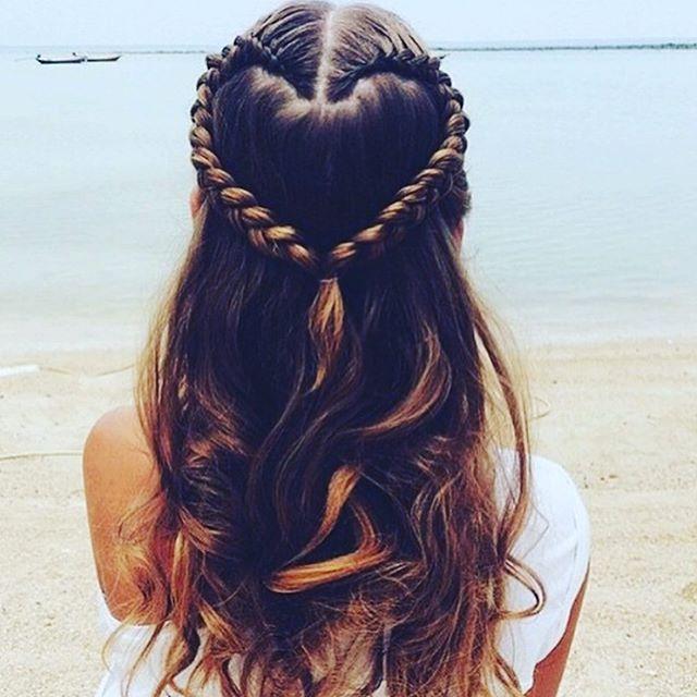 Weekend Vibes...💗#staycool #sohot #hairinspo #summerhair #vacation #travel #myway #pickoftheday @foxandjaneed