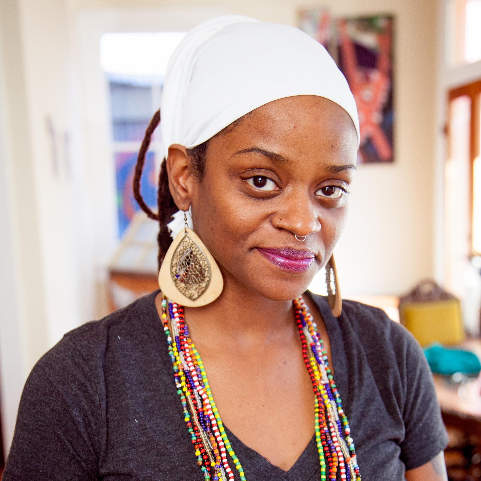 Janese Brooks-Galathe  Afro-Brazilian