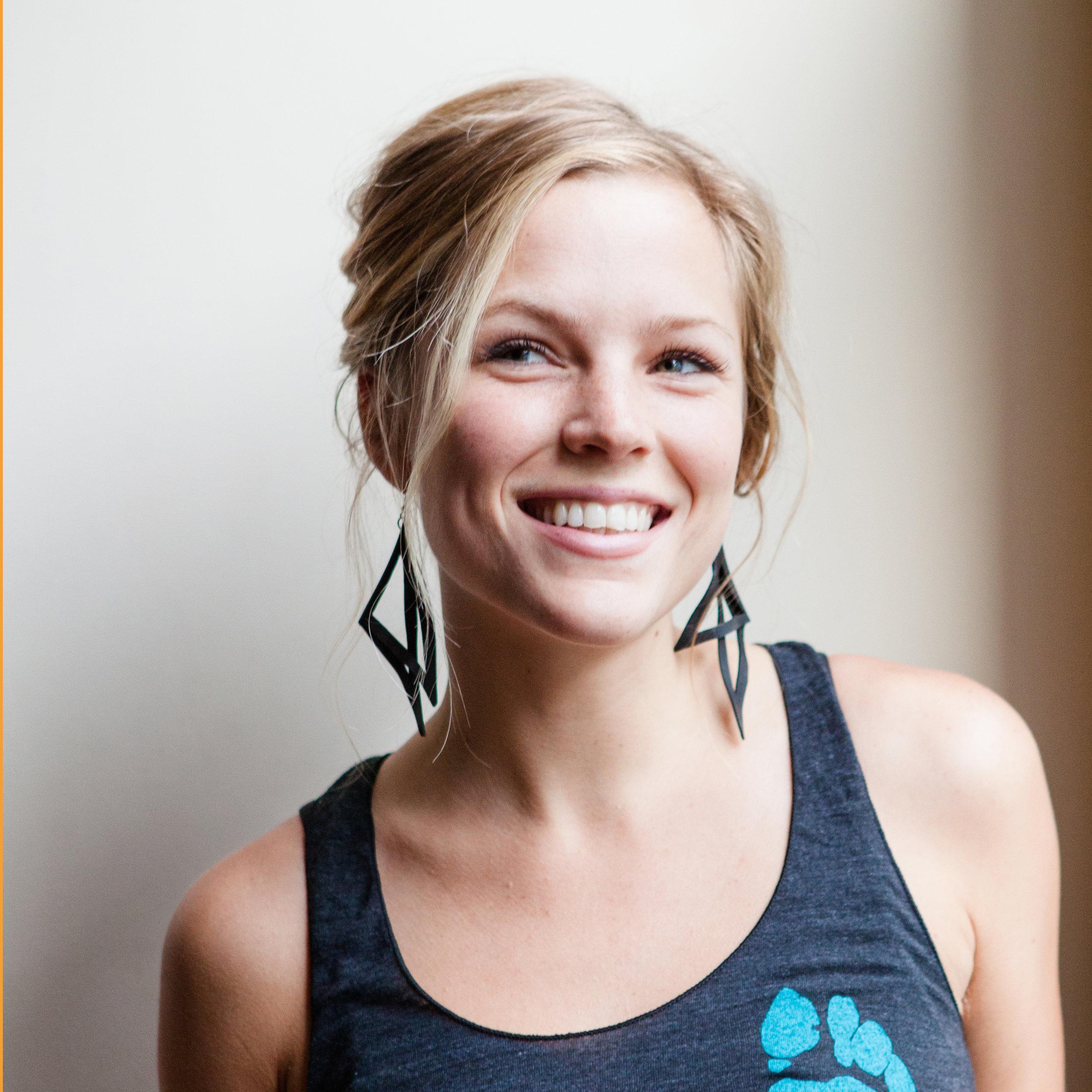 Madeleine Kelly  Yoga