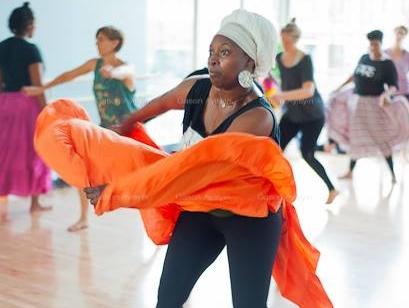 Kelly White   Afro-Caribbean DG Junior Company