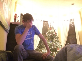 Christmas is the leading cause of sinus pressure among white males.